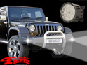 LED daytime running lights w/o Dimming function Wrangler JK year 07-18