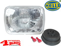 Headlight H4 Wrangler YJ year 87-95 EU Model with Leveling