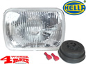 Headlight H4 Cherokee XJ 84-01 + Wrangler YJ year 87-95 US