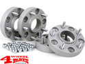 Wheel Spacer Kit 50mm with TÜV 4 pce. Wrangler JL year 18-20