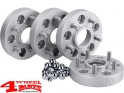 Wheel Spacer Kit 60mm with TÜV 4 pce. Cherokee XJ year 84-01