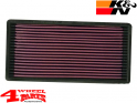 Sport Air Filter K&N Jeep Cherokee XJ year 87-96 2,5 + 4,0 L