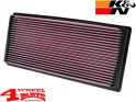 Sport Air Filter K&N Wrangler TJ year 97-06 2,5 + 4,0 L