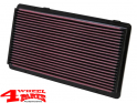 Sport Air Filter K&N Jeep Cherokee XJ year 97-01 2,5 + 4,0 L