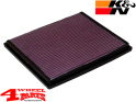 Sport Air Filter K&N Grand Cherokee year 99-04 3,1 + 2,7 CRD + 4,0 + 4,7 L