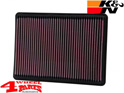 Sport Air Filter K&N Grand Cherokee WH + XH + Cherokee KJ 02-10