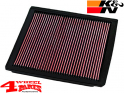 "Sport Air Filter K&N Grand Cherokee year 02-04 4,7 L HO ""J"""