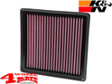 Sport Air Filter K&N Grand Cherokee WL + WK2 year 11-20 3,0 L CRD