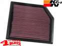 Sport Air Filter K&N Grand Cherokee WL + WK2 17-20 6,2 L Trackhawk