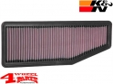 Sport Air Filter K&N Cherokee KL year 19-20 with 2,0 L T-GDI