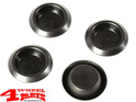 Drain Plug Set 4-pieces for Floor Pan Jeep CJ + Wrangler YJ year 55-95