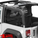 Windjammer Black Diamond Pavement Ends Wrangler JK 07-18 2-Türer