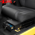 Locking Under Seat Storage Box Jeep Wrangler TJ year 97-06