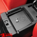 Locking Interior Console Safe Lock Box Wrangler JK year 11-18
