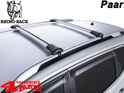 Roof Rack Kit Rhino Rack Stealthbars Silver Renegade BU year 14-20