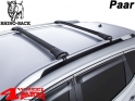Roof Rack Kit Rhino Rack Stealthbars Black Renegade BU year 14-20