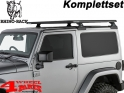 Overhead Rhino Rack Mounting Kit + Platform JK year 07-18 2-doors