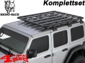 Overhead Rhino Rack Mounting Kit + Platform JL year 18-20 4-doors