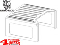 Overhead Rhino Rack Rail Kit for Hardtop Wrangler JK year 11-18 2-doors