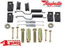 Parking Brake Hardware Kit Shoes TJ + KJ 03-07