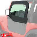 Upper Doors for Element Doors Black Diamond Wrangler TJ year 97-06