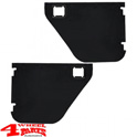 Element Tube Doors Enclosure Kit Rear Wrangler JK year 07-18 4-doors