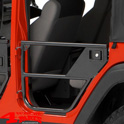 Element Doors Seidenmatt hinten Wrangler JK Bj. 07-18 4-Türer