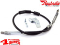 Brake Cable Rear Left Jeep Wrangler TJ year 03-06