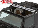 Sunrider for Hardtop Black Diamond Wrangler JK year 07-18 2 + 4-doors