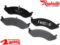 Brake Pad Set Front Service Grade from Raybestos year 90-06