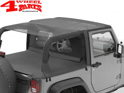 Safari Header Bikini Top Mesh Bestop Wrangler JK year 07-09 2-doors
