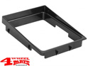 Shifter Boot Bezel Black Wrangler TJ + XJ year 84-04