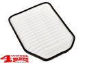 Air Filter Replacement Jeep Wrangler JK year 07-18 2,8 L CRD