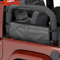 Saddle Bag in the roll Bar Bestop Wrangler JK JL 07-20 2-doors