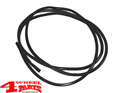 Windshield Glass Seal + Hardtop Side Window Wrangler YJ year 87-95