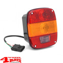 Tail Light Euro Style Left or Right Jeep Wrangler TJ year 97-06