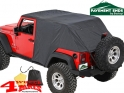 Emergency Softtop Pavement Ends Wrangler JK year 07-18 4-doors