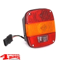 Tail Light Euro Style Left or Right Jeep Wrangler YJ year 87-95