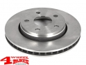 Brake Rotor Front JK year 10-18 Euro Model with BR6 Brake System