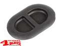 Drain Plug for floor Pan Jeep Wrangler JK JL year 14-20