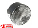 Park or Turn Signal Light White Left Jeep Wrangler JK year 07-18
