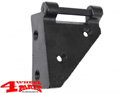 Windshield Hinge Lower Right Jeep CJ + M38A1 year 53-75