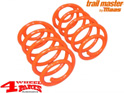 Spring Coil Pair Trailmaster with +50mm Lift Front Wrangler TJ year 97-06