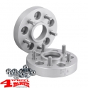 Wheel Spacer Kit 60mm with TÜV 2 pce. Cherokee XJ year 84-01