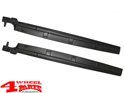 Replacement Softtop Pillar Post Pair Wrangler YJ year 87-95