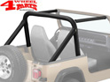 Roll Bar Sport Cover Black Denim Bestop Wrangler YJ year 87-91