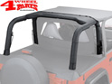 Roll Bar Sport Cover Black Diamond Bestop Wrangler TJ year 03-06