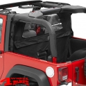 Windjammer Black Diamond Bestop Wrangler JK year 07-18 2-doors