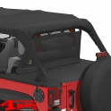 Windjammer Black Diamond Bestop Wrangler JK year 07-18 4-doors