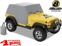 Trail Cover from Bestop Charcoal Jeep Wrangler TJ year 97-06